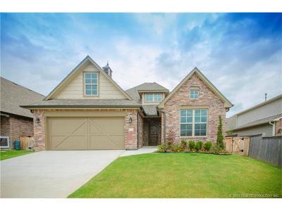 Bixby Single Family Home For Sale: 14625 S Toledo Avenue