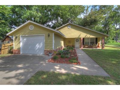 Sapulpa Single Family Home For Sale: 409 E McKinley Avenue