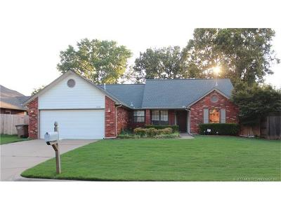 Bixby Single Family Home For Sale: 11318 S 107th East Avenue