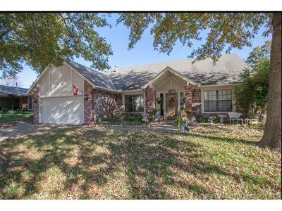Broken Arrow OK Single Family Home For Sale: $199,900