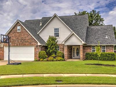 Jenks OK Single Family Home For Sale: $219,999