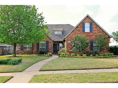 Jenks OK Single Family Home For Sale: $249,000
