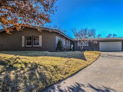 Tulsa Single Family Home For Sale: 3732 E 59th Place