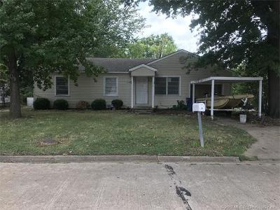 Claremore Single Family Home For Sale: 311 E Falletti Avenue