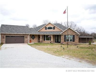 Single Family Home For Sale: 12996 County Road 3590
