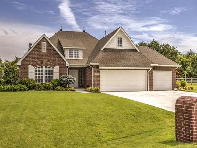 Broken Arrow Single Family Home For Sale: 7205 S 285th East Place