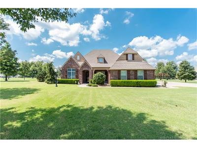 Owasso Single Family Home For Sale: 7202 N 199th East Avenue