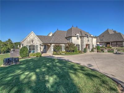 Jenks Single Family Home For Sale: 10624 S Mulberry Street