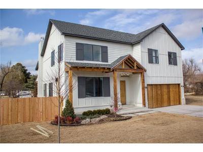 Tulsa Single Family Home For Sale: 3740 S Norfolk Avenue