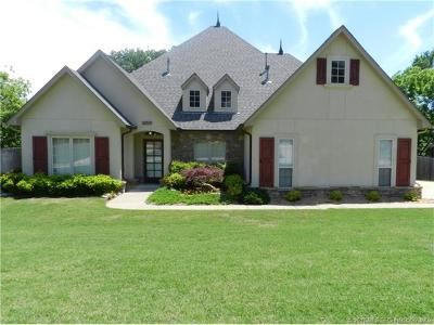 Jenks Single Family Home For Sale: 12503 S 13th Place