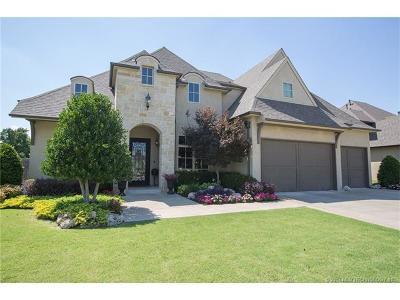 Tulsa Single Family Home For Sale: 10538 S 94th East Avenue