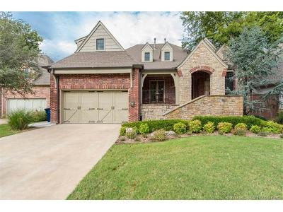 Tulsa Single Family Home For Sale: 3030 S Detroit Avenue