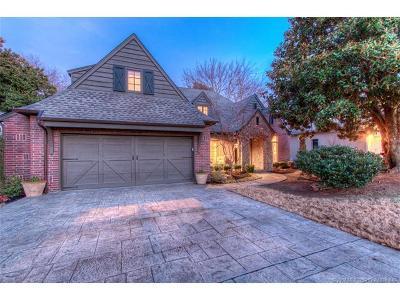 Tulsa Single Family Home For Sale: 2321 S Columbia Avenue
