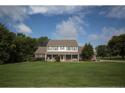 Owasso Single Family Home For Sale: 10278 N Bridgewater Circle