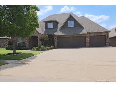 Broken Arrow Single Family Home For Sale: 1413 W Ulysses Street