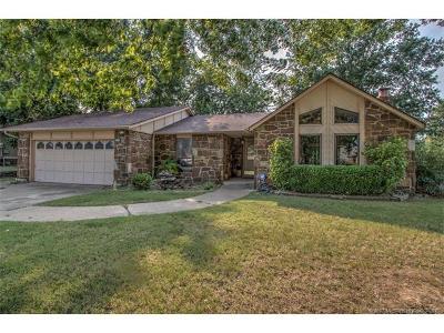 Jenks Single Family Home For Sale: 11412 S Douglas Avenue
