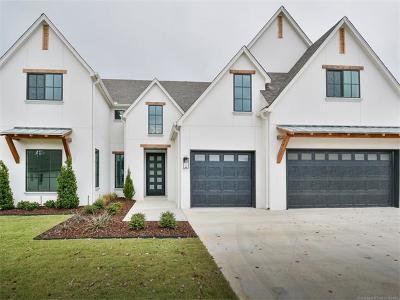 Tulsa Single Family Home For Sale: 3701 E 116th Place