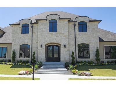 Tulsa Single Family Home For Sale: 624 W 80th Street