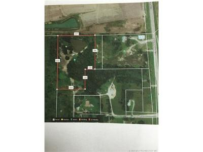 Jenks Residential Lots & Land For Sale: 1918 W 118th Street S