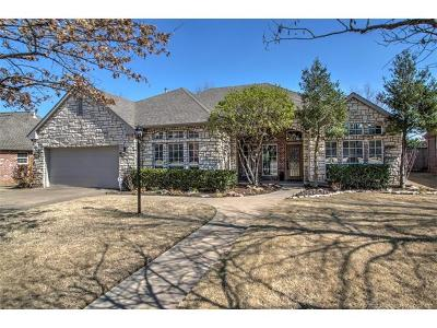 Bixby Single Family Home For Sale: 11517 S 66th East Avenue