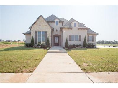 Jenks Single Family Home For Sale: 13009 S 4th Place