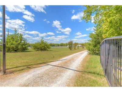 Claremore Single Family Home For Sale: 11300 S 4160 Road