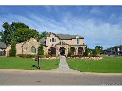 Jenks Single Family Home For Sale: 10528 S Koa Street