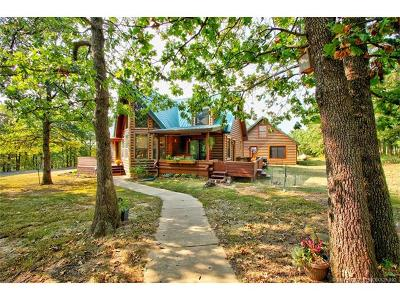 Skiatook Single Family Home For Sale: 15700 Holt Road