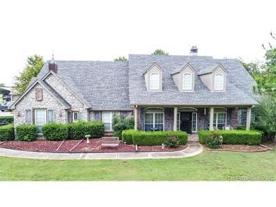 Bixby Single Family Home For Sale: 14685 E 171st Street S