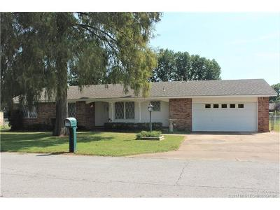 Sand Springs Single Family Home For Sale: 14508 Gomez Drive