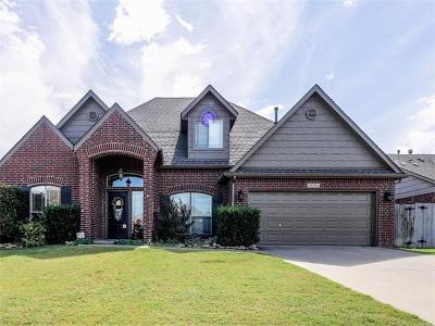 Broken Arrow Single Family Home For Sale: 20286 E 32nd Place