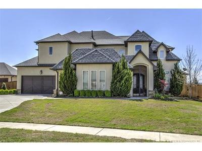 Broken Arrow Single Family Home For Sale: 5905 W Charleston Street