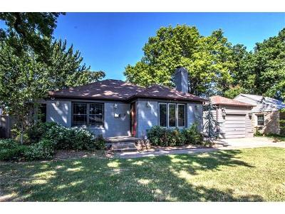 Tulsa Single Family Home For Sale: 3026 S Boston Place
