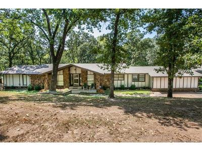 Catoosa Single Family Home For Sale: 804 Hunters Point