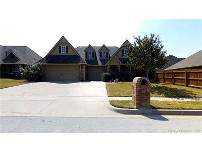 Jenks Single Family Home For Sale: 3714 W 106th Street S
