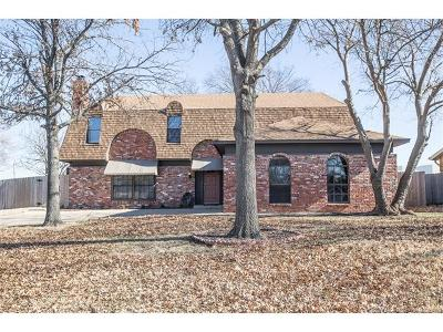Tulsa Single Family Home For Sale: 6517 S 93rd East Avenue