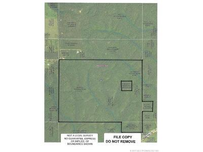 Tahlequah OK Residential Lots & Land For Sale: $550,000