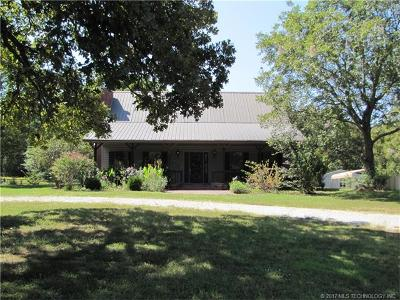 Konawa OK Single Family Home For Sale: $159,000