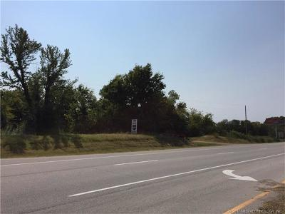 Claremore Residential Lots & Land For Sale: 25605 S Hwy 66 Highway