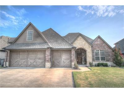 Jenks Single Family Home For Sale: 306 W 127th Place S