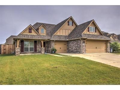Jenks Single Family Home For Sale: 3909 W 109th Street