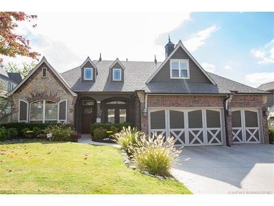Bixby Single Family Home For Sale: 7326 E 113th Street S