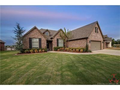 Claremore Single Family Home For Sale: 26709 Duck Pond Drive