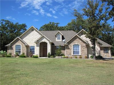 Ada OK Single Family Home For Sale: $264,000
