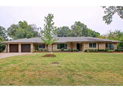 Tulsa Single Family Home For Sale: 3615 S Florence Place