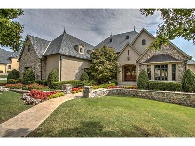 Jenks Single Family Home For Sale: 10709 S Forest Avenue