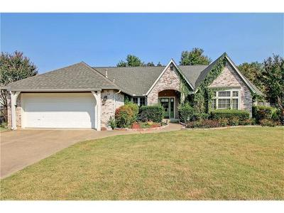 Jenks Single Family Home For Sale: 12557 S 18th Circle