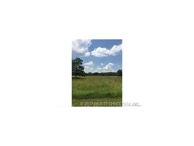 Claremore Residential Lots & Land For Sale: S 4180 Road