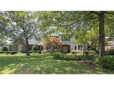 Tulsa Single Family Home For Sale: 11228 S Winston Avenue