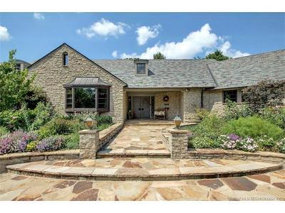 Tulsa Single Family Home For Sale: 4644 S Zunis Avenue